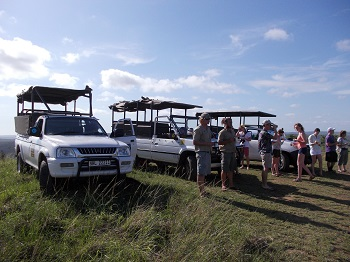 St Lucia South Africa birding tours