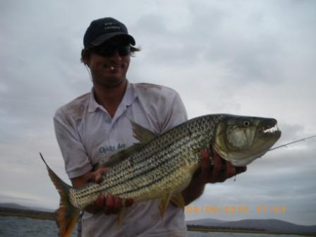 Jozini tiger fishing