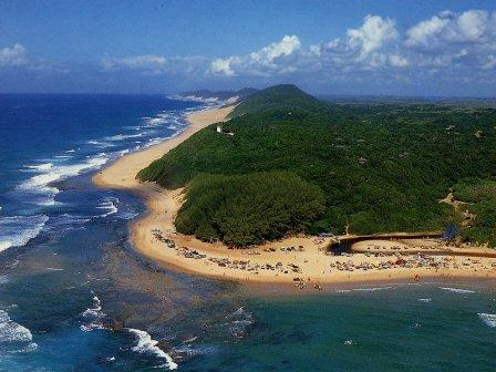 Sodwana Camping Sites. Campsites close to the beach