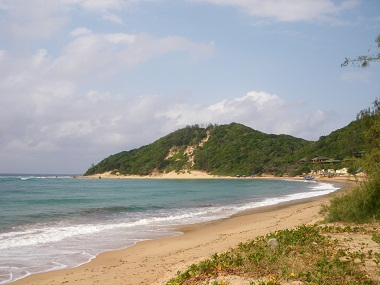 Camping sites in Ponta Do Ouro and Ponta Malongane