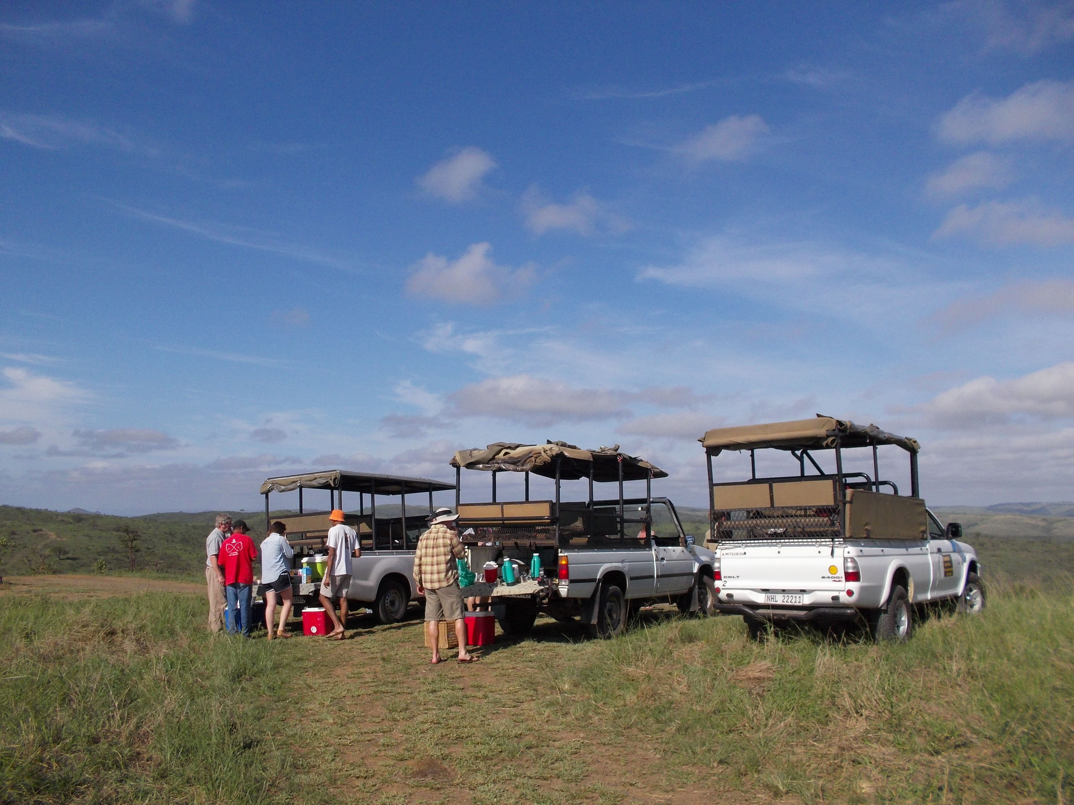 African Safari - Extreme Nature Tours